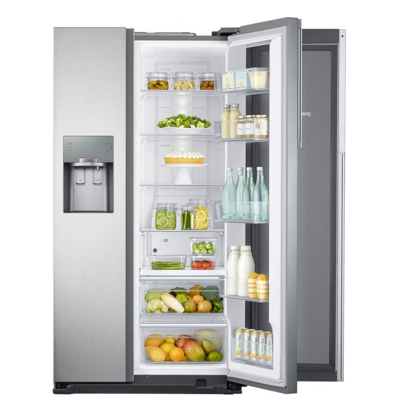 Samsung H1794xW912xD732 American Style Freestanding Fridge Freezer additional image 3