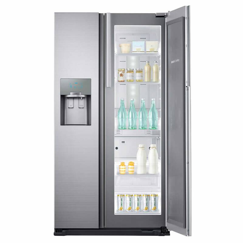 Samsung H1794xW912xD732 American Style Freestanding Fridge Freezer additional image 4