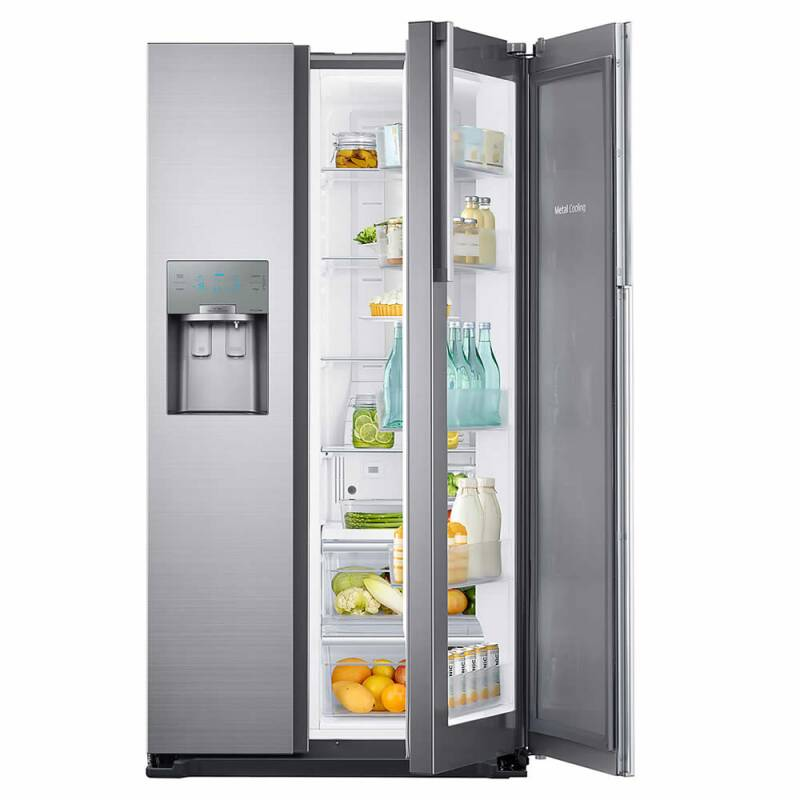 Samsung H1794xW912xD732 American Style Freestanding Fridge Freezer additional image 5
