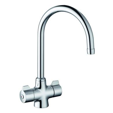 Silk Tap Chrome - High/Low Pressure