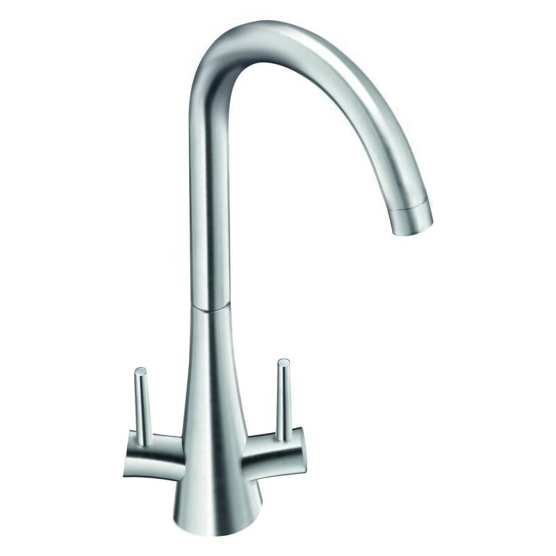 Spirex Tap Brushed Steel - High/Low Pressure additional image 1