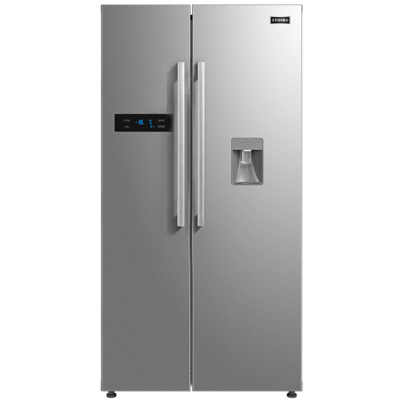 Stoves H1788xW895xD745 American Style Fridge Freezer (Frost Free) primary image
