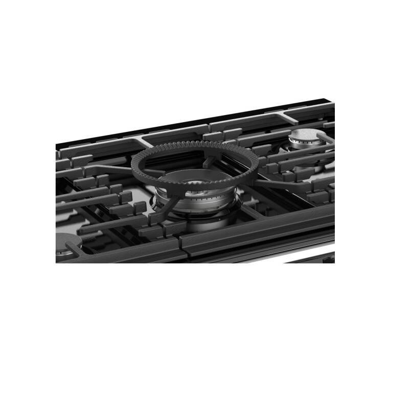 Stoves Richmond Deluxe 100cm Dual Fuel Range Cooker - Black additional image 5