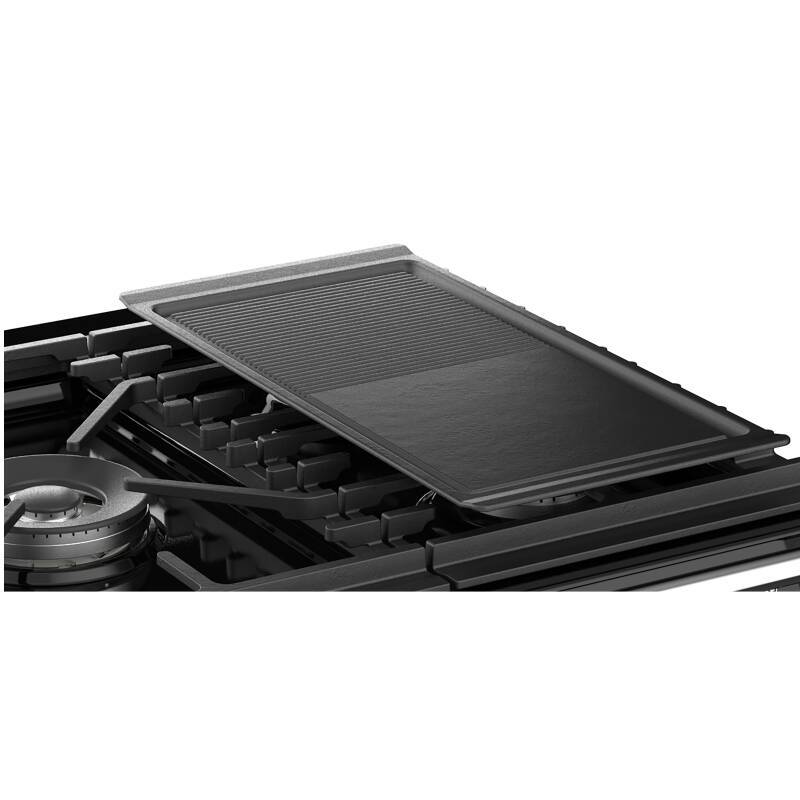 Stoves Richmond Deluxe 110cm Dual Fuel Range Cooker - Black additional image 2