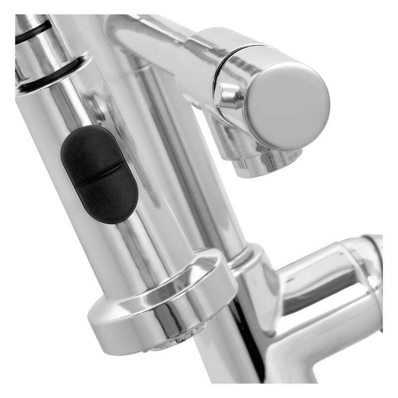 Theia Tap Brushed Nickel - High Pressure Only additional image 2