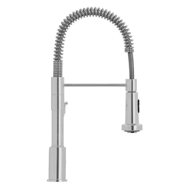 Theia Tap Brushed Nickel - High Pressure Only additional image 6
