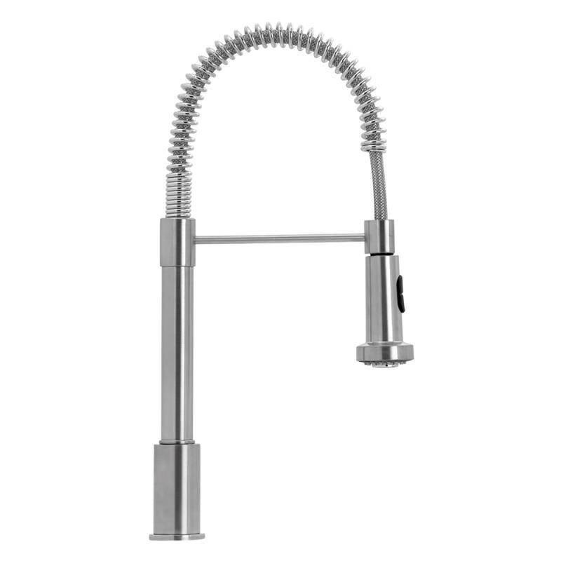Venus Tap Brushed Nickel - High Pressure Only additional image 7