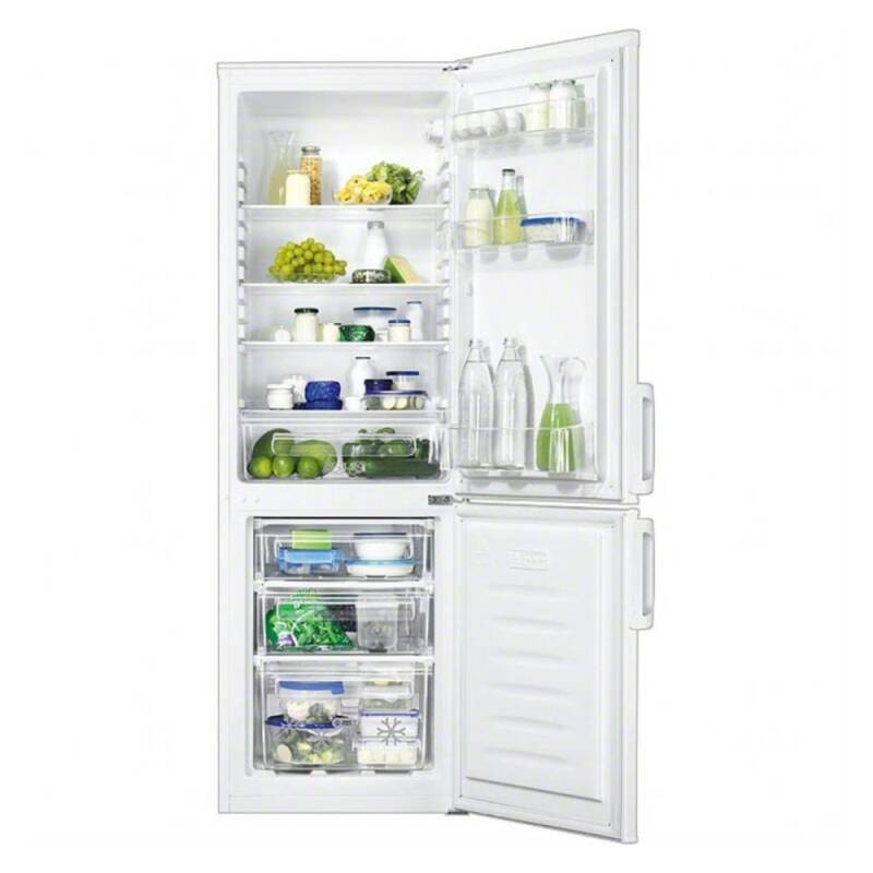 Zanussi H1772xW540xD547 70/30 Integrated Fridge Freezer primary image