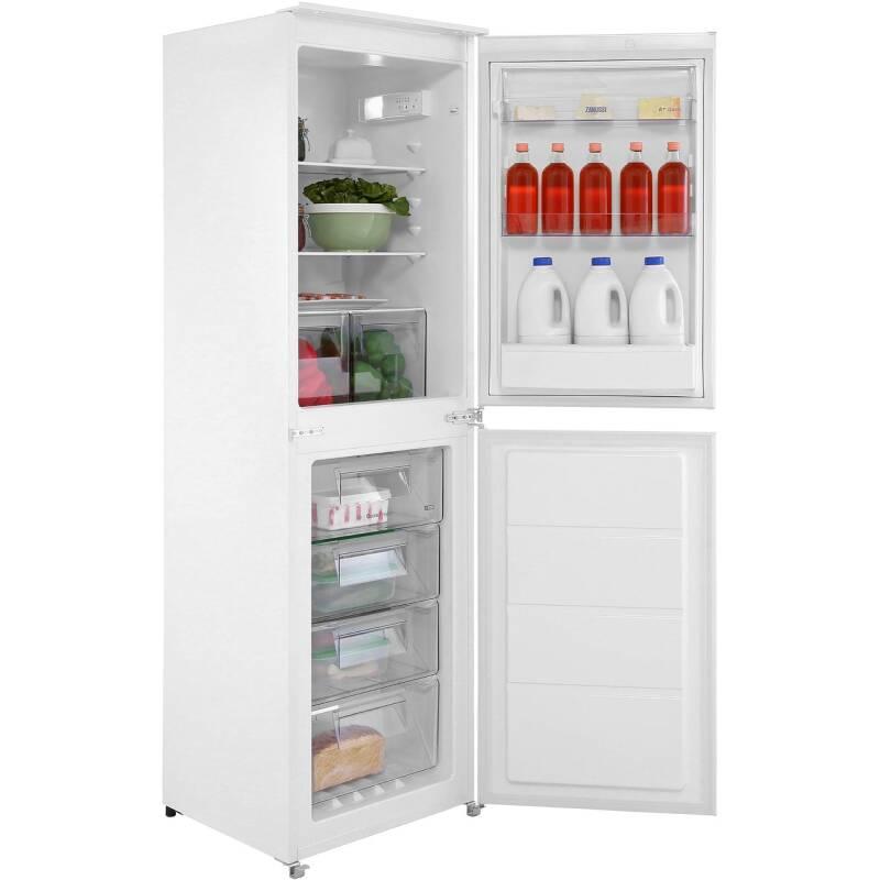 Zanussi H1772xW540xD549 50/50 Frost Free Integrated Fridge Freezer primary image