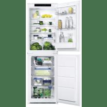Zanussi H1772xW540xD549 50/50 Frost Free Integrated Fridge Freezer