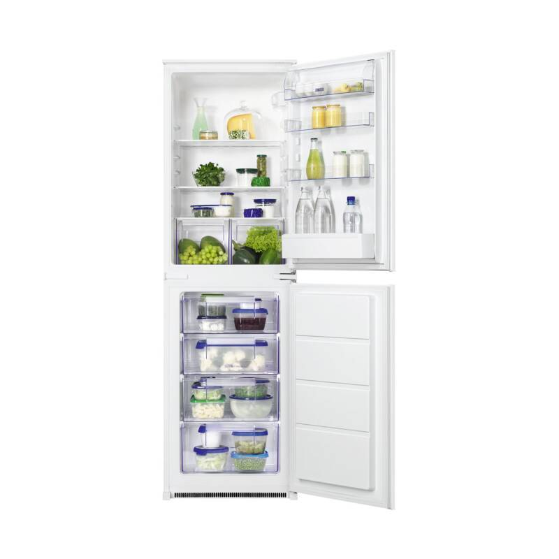 Zanussi H1772xW540xD549 50/50 Integrated Fridge Freezer primary image