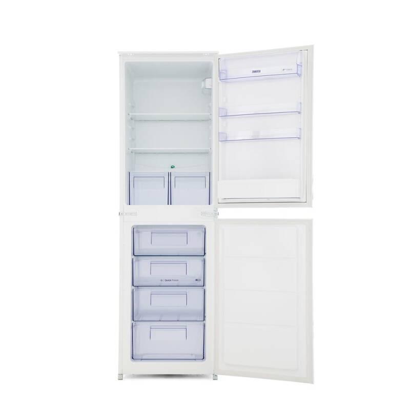 Zanussi H1772xW540xD549 50/50 Integrated Fridge Freezer primary image