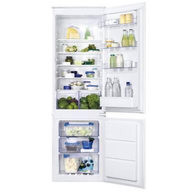 Zanussi H1772xW540xD549 70/30 Fridge Freezer - Frost Free