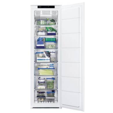 Zanussi H1772xW548xD549 Integrated Tower Freezer (frost free)