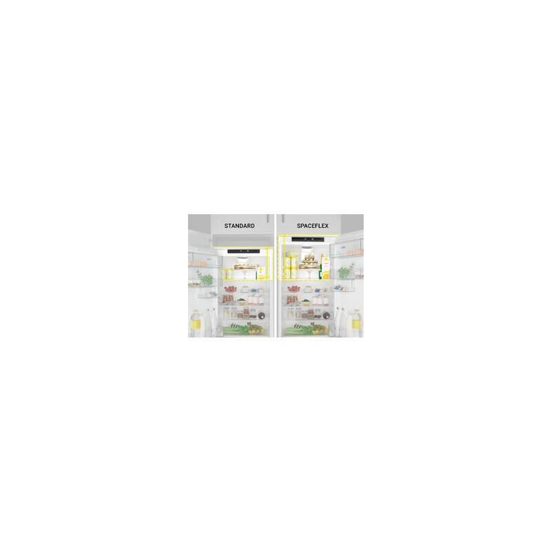 Zanussi H1884xW548xD549 70/30 Fridge Freezer - Frost Free additional image 3