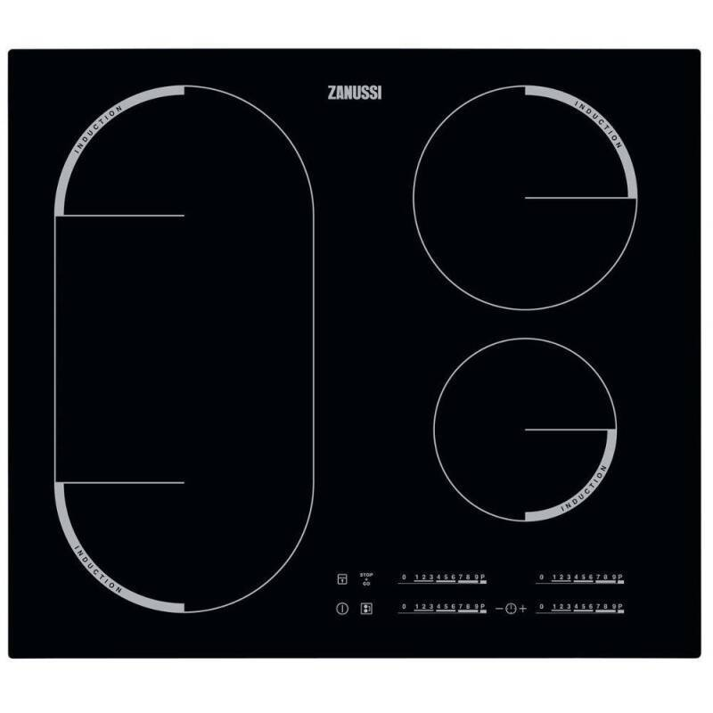 Zanussi H50xW590xD520 Induction 4 Zone Hob primary image
