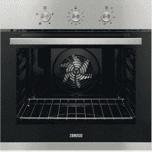 Zanussi H589xW594xD568 Single Fan Oven