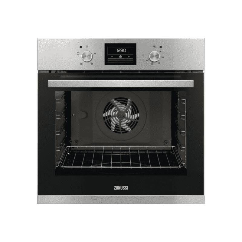 Zanussi H589xW594xD568 Single Multifunction Oven primary image