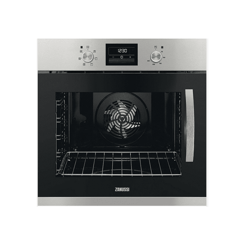 Zanussi H589xW594xD568 Single Multifunction Oven - LH Opening primary image