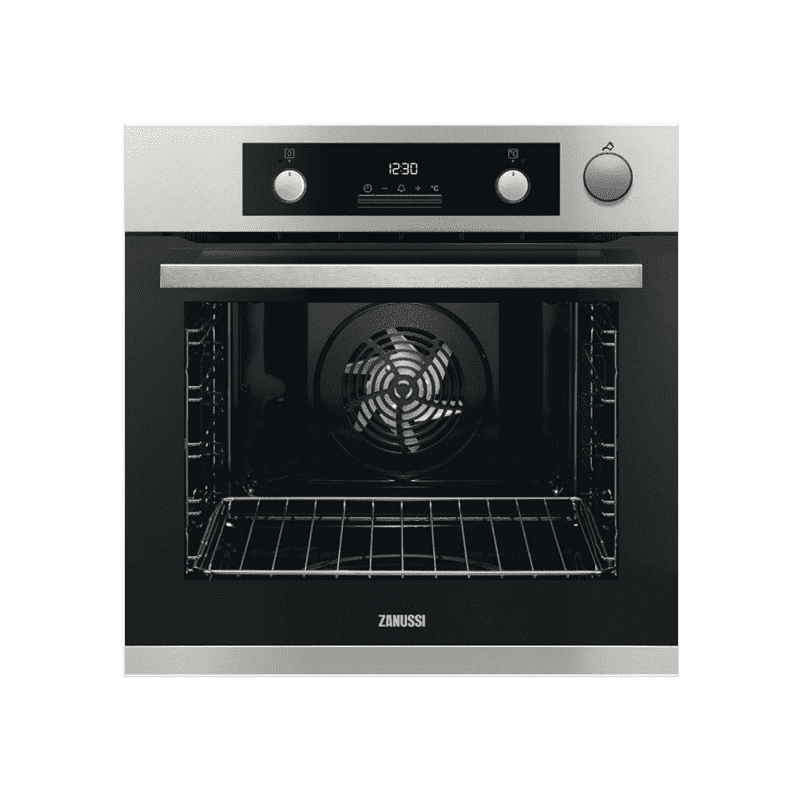 Zanussi H589xW594xD568 Single Multifunction Oven With Steam Assit primary image