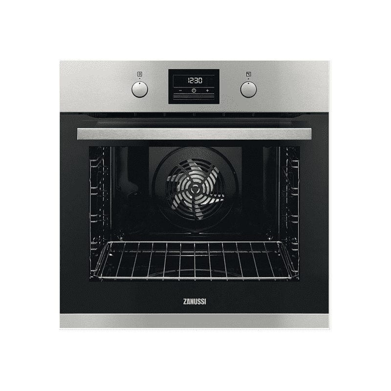 Zanussi H589xW594xD568 Single Multifunction Pyrolytic Oven primary image