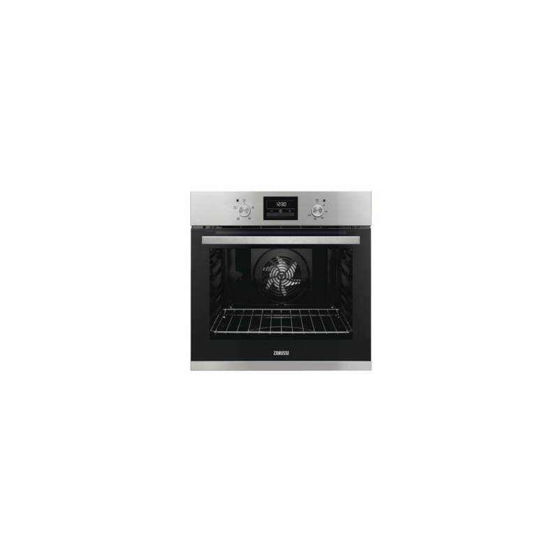 Zanussi H594xW594xD568 Single Multifunction Oven primary image