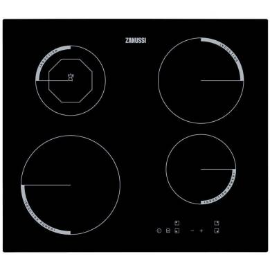 Zanussi H60xW590xD520 Induction 4 Zone Hob