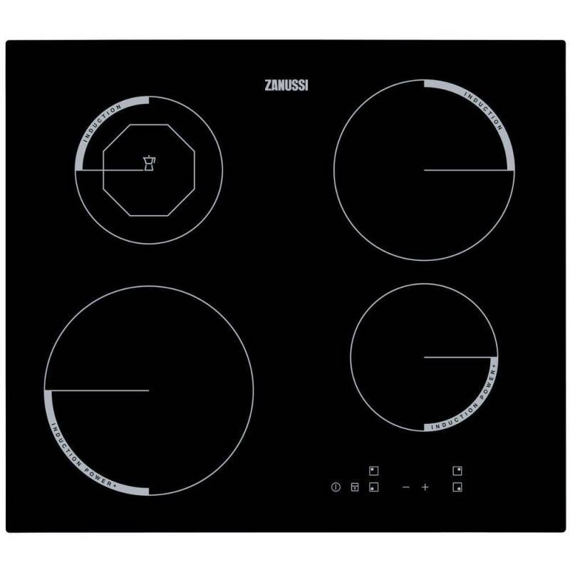 Zanussi H60xW590xD520 Induction 4 Zone Hob primary image