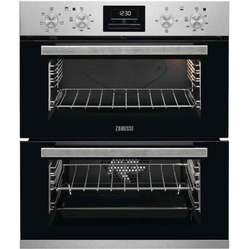 Zanussi H715xW560xD548 Built Under Multifunction Double Oven primary image