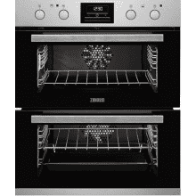 Zanussi H715xW560xD548 Built Under Multifunction Double Oven