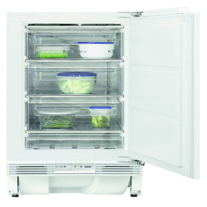 Zanussi H815xW596xD550 Under Counter Freezer primary image