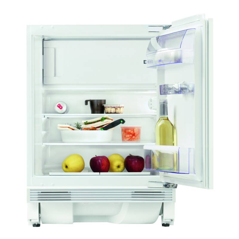 Zanussi H815xW596xD550 Under Counter Fridge with Ice Box primary image