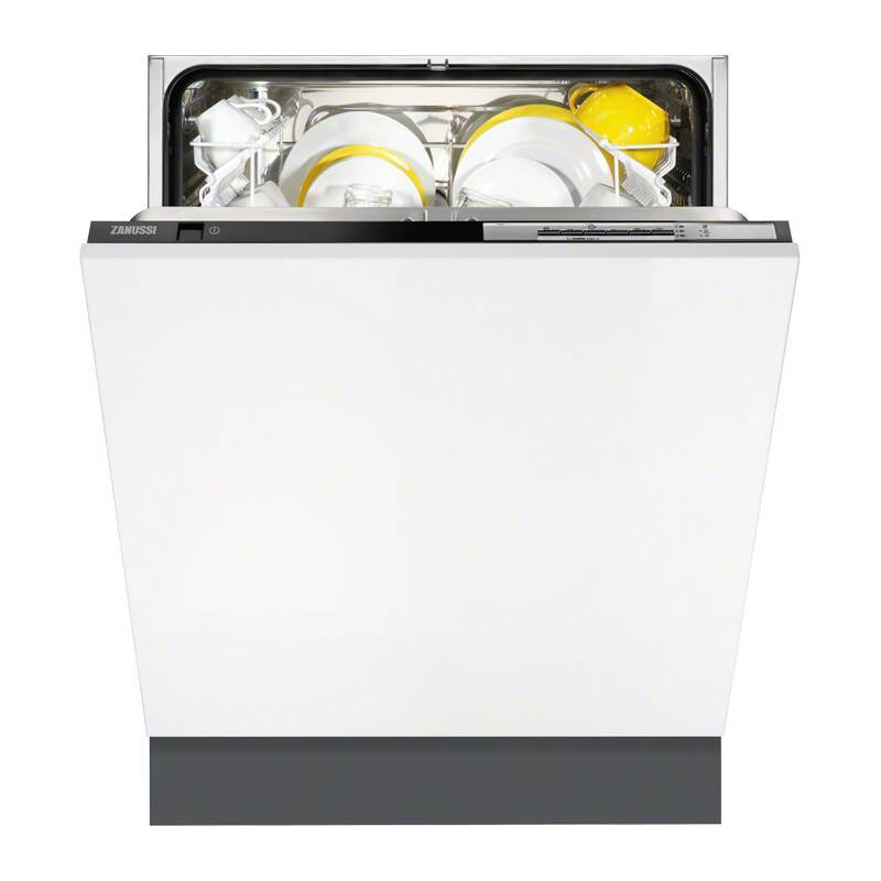 Zanussi H818xW446xD550 Fully Integrated Slim-line Dishwasher primary image