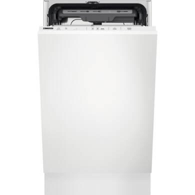 Zanussi H818xW446xD550 Fully Integrated Slimline Dishwasher