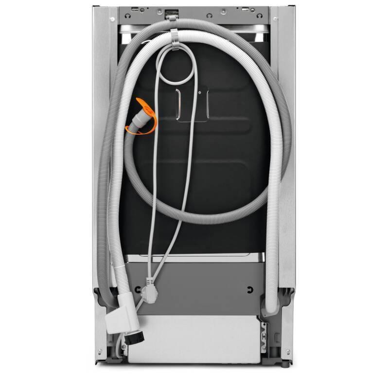 Zanussi H818xW446xD550 Fully Integrated Slimline Dishwasher additional image 3