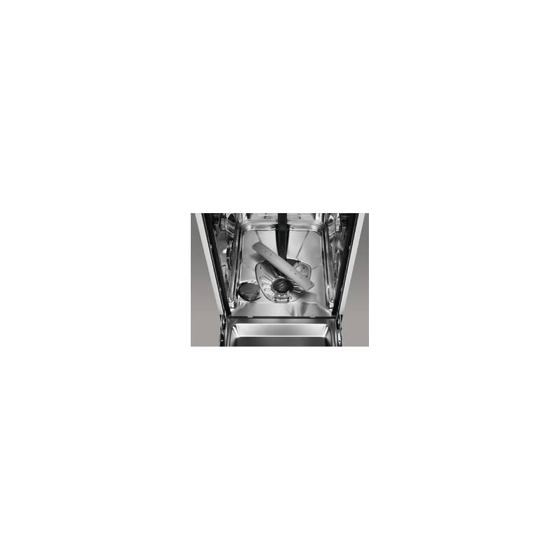 Zanussi H818xW446xD550 Fully Integrated Slimline Dishwasher additional image 2