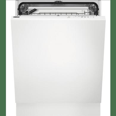Zanussi H818xW596xD550 Fully Integrated Dishwasher