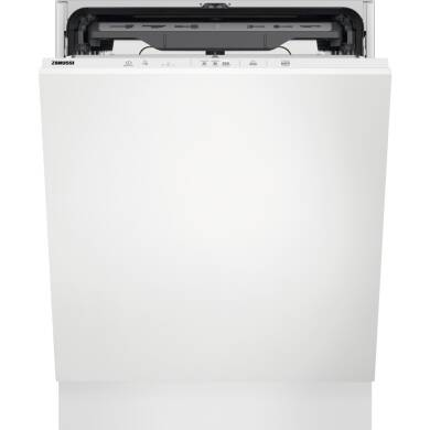 Zanussi H818xW596xD550 Fully Integrated Dishwasher