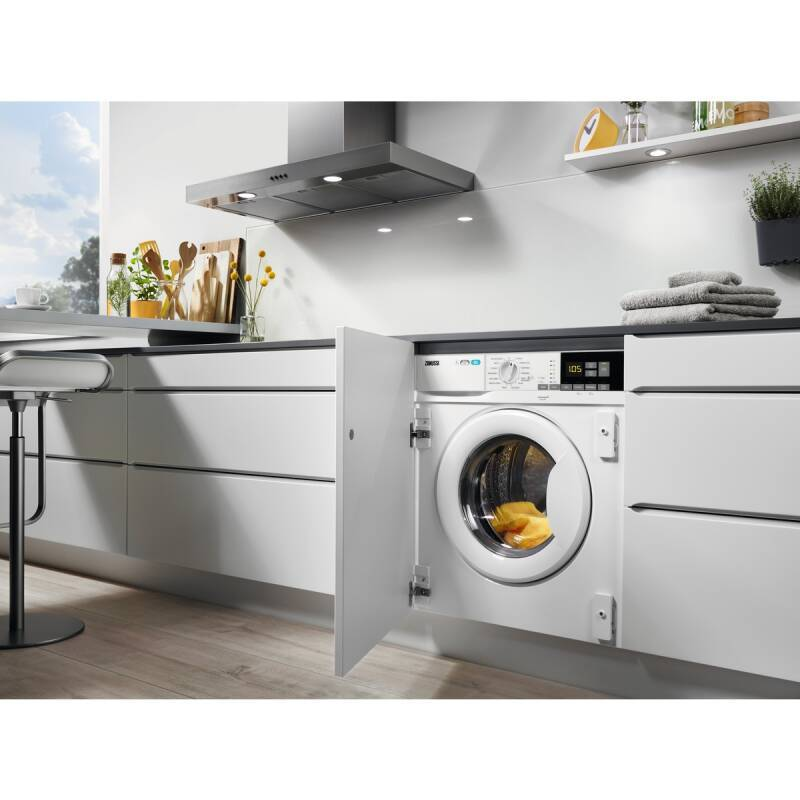 Zanussi H819xW596xD540 Integrated Washer Dryer (8kg) additional image 4