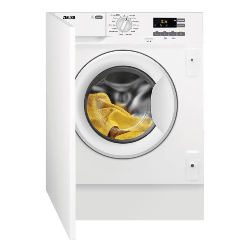 Zanussi H819xW596xD540 Integrated Washing Machine (7kg) primary image