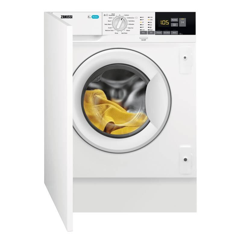 Zanussi H819xW596xD540 Integrated Washing Machine (8kg) primary image