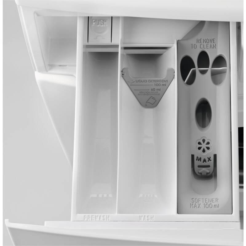 Zanussi H819xW596xD540 Integrated Washing Machine (8kg) additional image 1