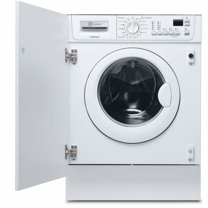 Zanussi H820xW596xD544 Integrated Washer (7kg) primary image