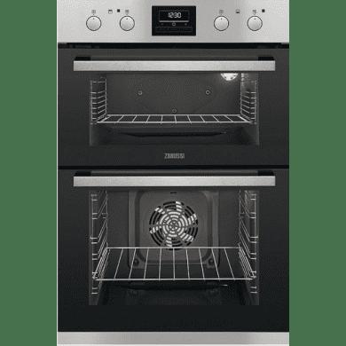 Zanussi H888xW594xD548 Built In Multifunction Double Oven