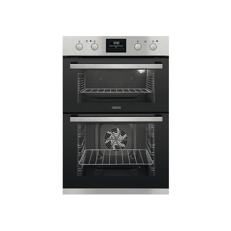 Zanussi H888xW594xD548 Built In Multifunction Double Oven primary image