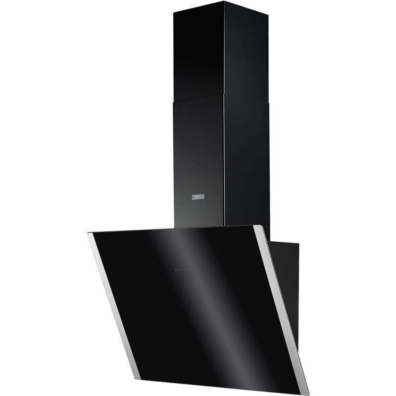 Zanussi H9128xW598xD379 Angled Chimney Cooker Hood primary image