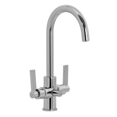Zeus Filter Tap Chrome - High Pressure