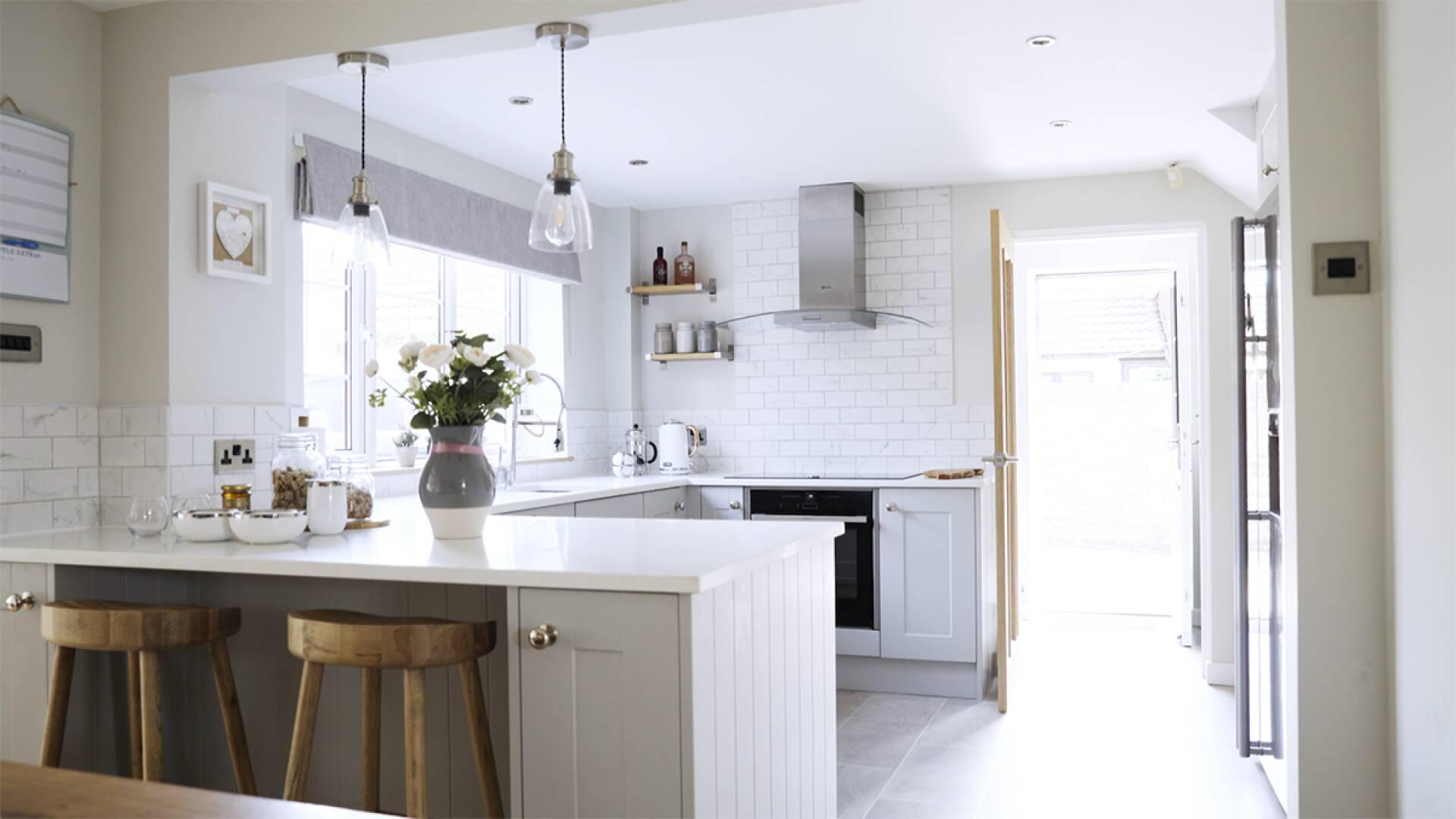 Claire's kitchen