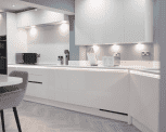 Cool and Contemporary Milano Contour Kitchen