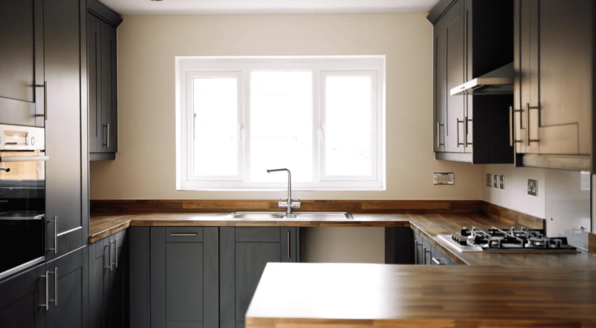 Harewood Estates' kitchen
